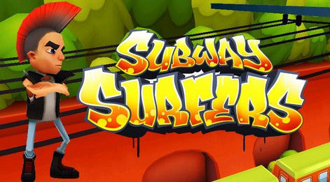 Title game Subway Surfers