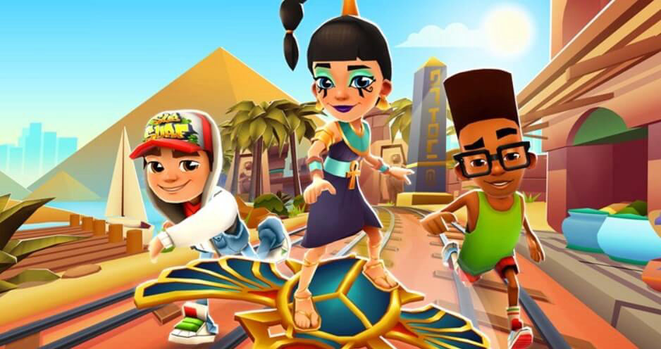 Subway Surfers Group